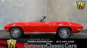 '63 Corvette - Gateway Classic Cars - classic cars for sale, muscle cars for sale, street rods, hot rods, mopars, antique cars, vintage cars