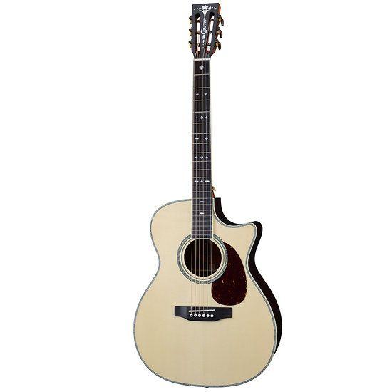 Crafter TMC 035 Naturel - Guitare Electro-Acoustique - Folk