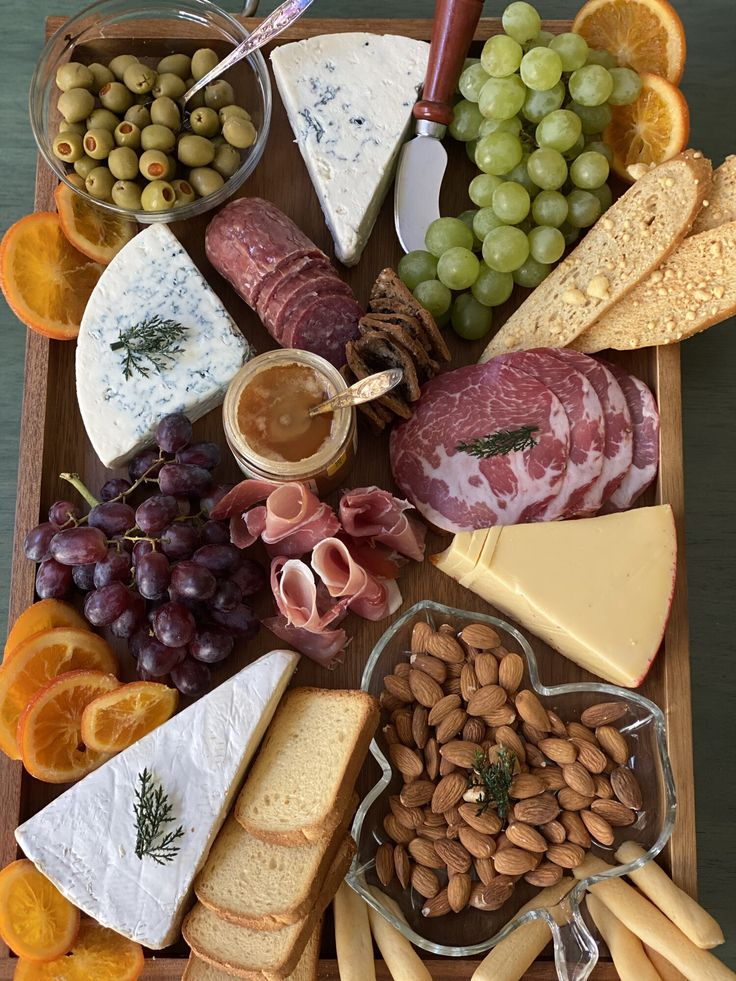 Diy mothers day charcuterie board the family bed