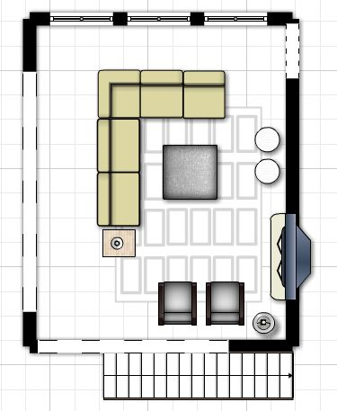 Danielle Oakey Interiors Different Floor Plan Programs Suggested