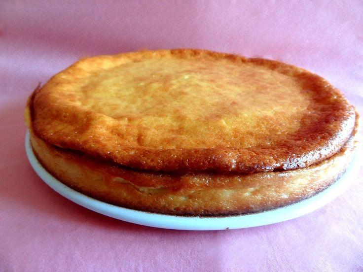 Tarta de queso al horno / Cheesecake