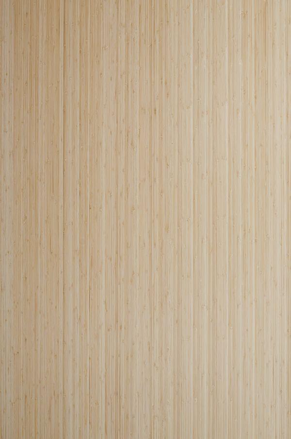 Bambus krydsfiner - Natur vertikal. Copyright: Keflico A/S.