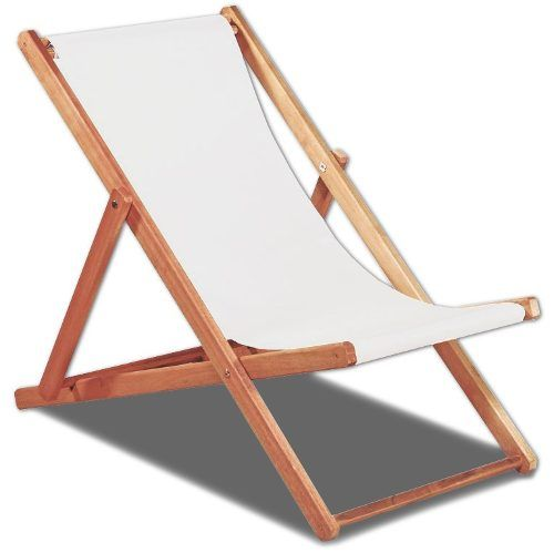 reposera iberá madera y lona plegable 3 posiciones euca