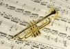 Backing tracks of baroque trumpet solos (series 1) for C trumpet
