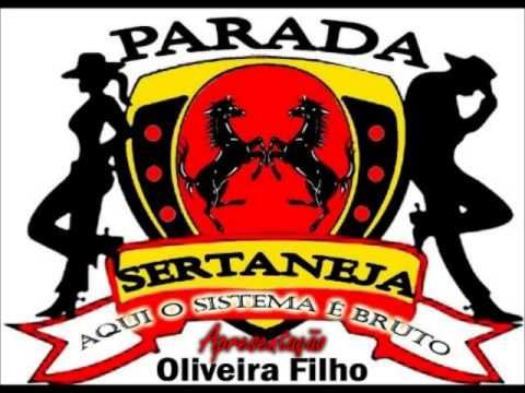 Programa Parada Sertaneja - Só Modão - Antigas