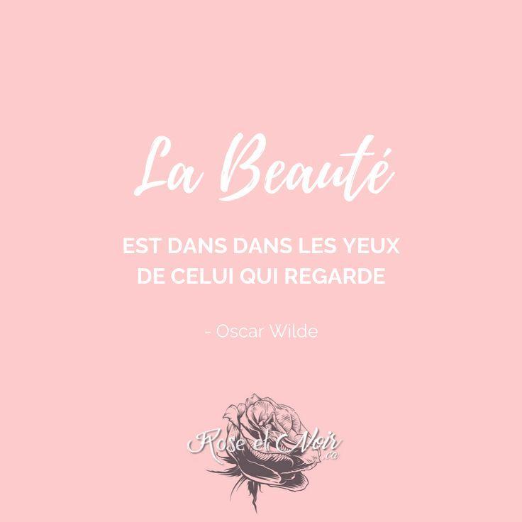 La Beauté Est Dans Les Yeux De Celui Qui Regarde Oscar