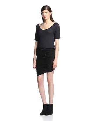 62% OFF Surface to Air Women's Bi Drop Skirt (Black)