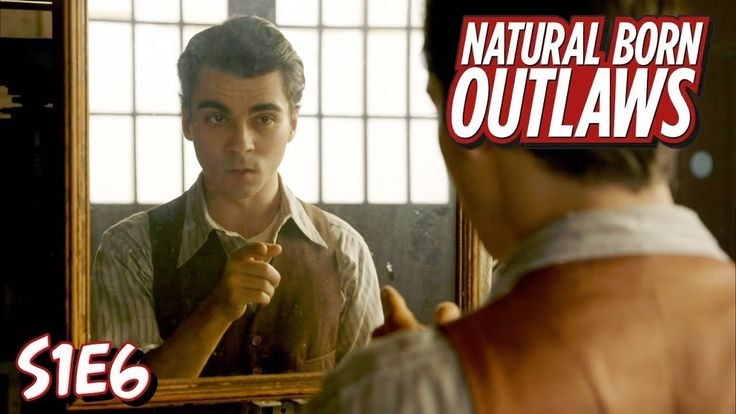 Natural Born Outlaws | S1E6 | Baby Face Nelson