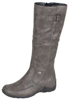 Rieker ASTRID GRAPHITE TALL BOOT want this one in dark brown!!!