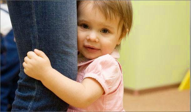 Μικρή Αγκαλιά: Προετοιμάζοντας το ντροπαλό παιδί για το νηπιαγωγε...