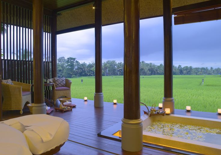 The Spa Suite at the The Chedi Club at Tanah Gajah Ubud, Bali