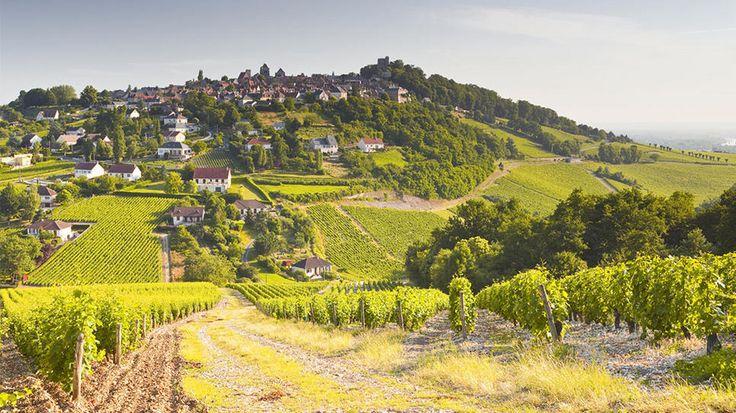 Sancerre, France: Sancerre Occupies, Loire Valley France, 400 Vineyards, Floral Tinged Sauvignon, Sauvignon Blanc, Destination