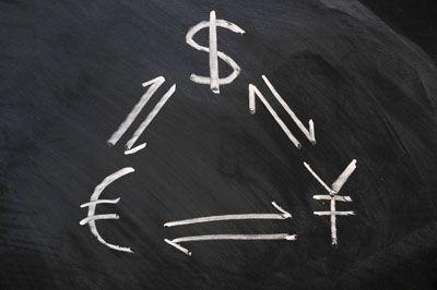 Exchange Rates Outlook: Pound Sterling To US Dollar, Euro, Australian Dollar & Indian Rupee #chalkboard