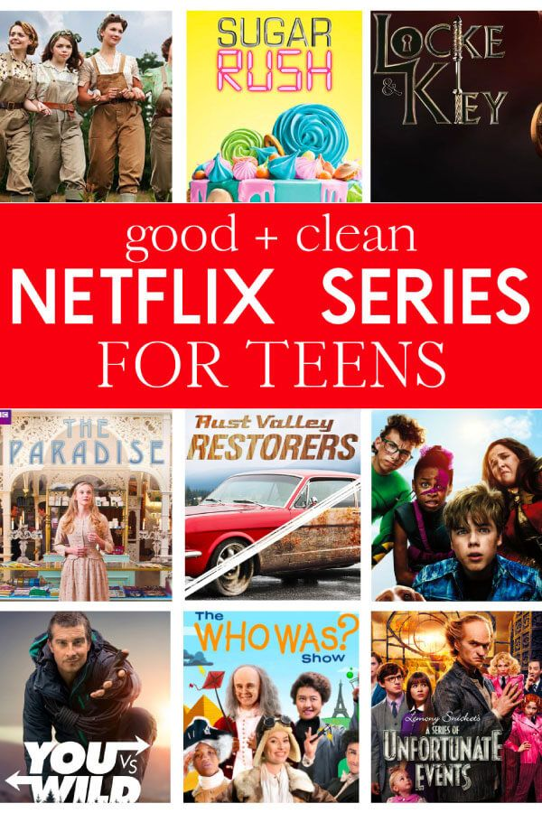 NETFLIX SERIES FOR TEENS in 2020 Best shows on netflix