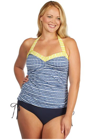 how to choose the right swimsuit in a plus size Great Tips ...