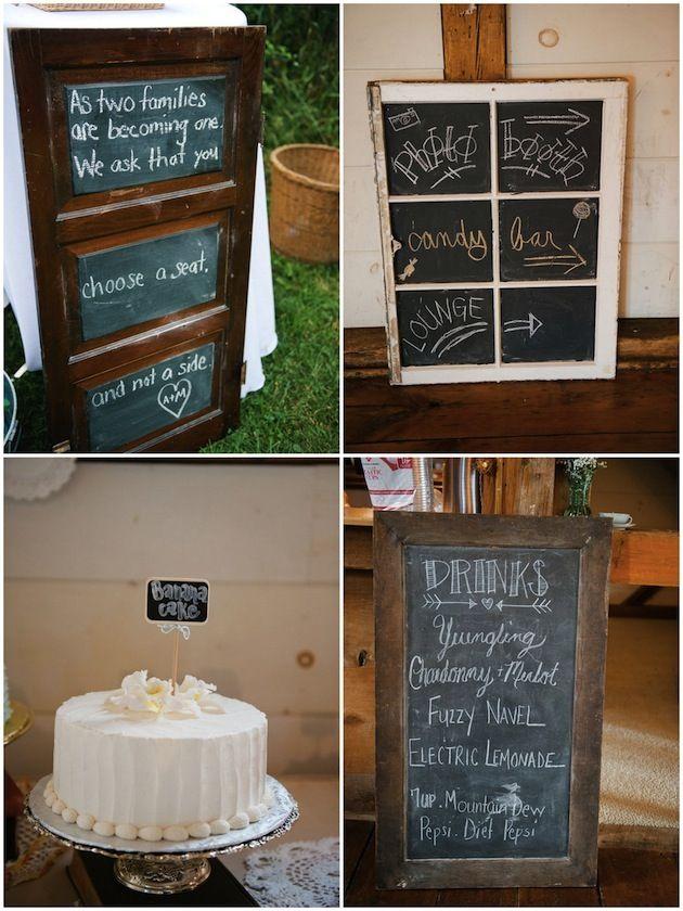 Aqua & Orange Modern Vintage DIY Wedding Part 2 | Bridal Musings