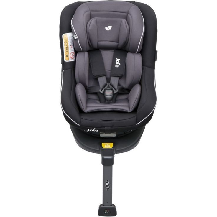 £250 - Joie Spin 360 Group 0+/1 Car Seat-Two Tone Black (New)