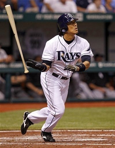 Game 50 - May 29 | Rays 2 White Sox 7 | 29-21 | Hideki Matsui hits a 2 run homer in his first game as a Tampa Bay Ray