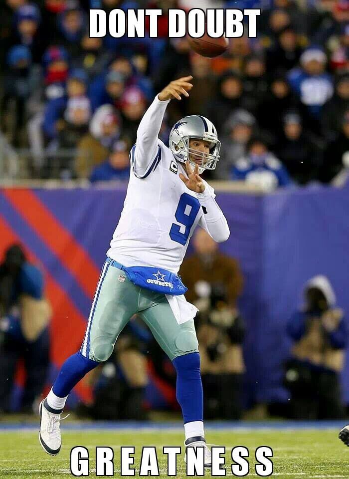 Tony Romo - Dallas Cowboys