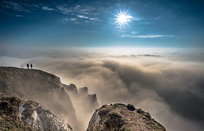 A nap képe: A felhők fölött mindig süt a Nap - National Geographic