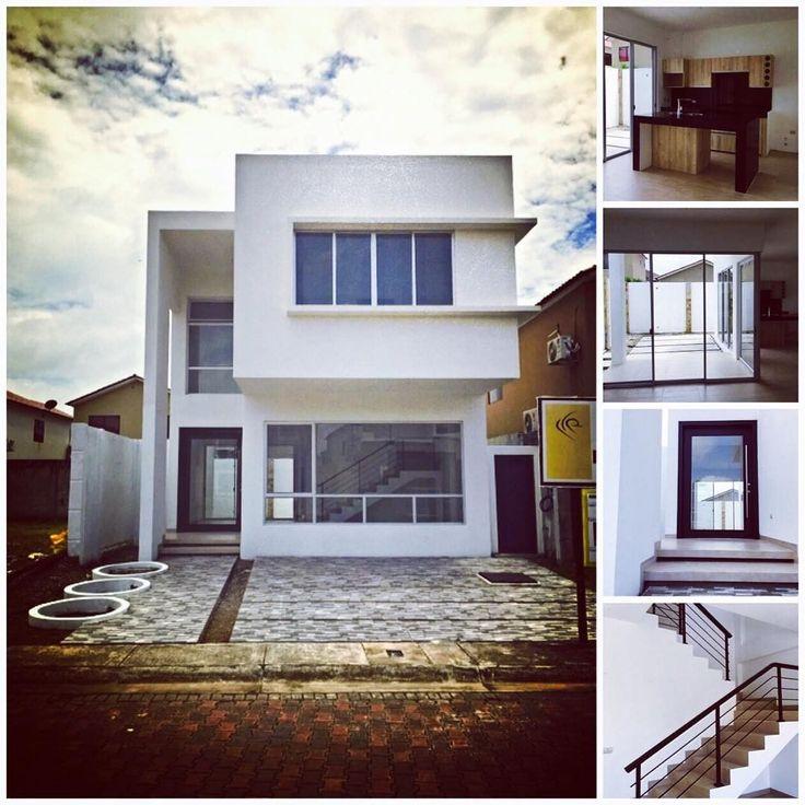 Estrene cómoda y moderna casa  Puertas de 2,00m de alto  Galería, 2 salas,  3 dormitorios con opción de crecimiento a 4  #samborondon.  #$195000 #estreno. #moderna. #casa #venta #bienes_raices_mar. #Martha Avila 0986516865. #corretucasa #lomejordesamborondon #inmobiliaria http://misstagram.com/ipost/1615415310718317995/?code=BZrG6qQF7Wr