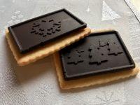 Csokis keksz Mester süteménylisztből