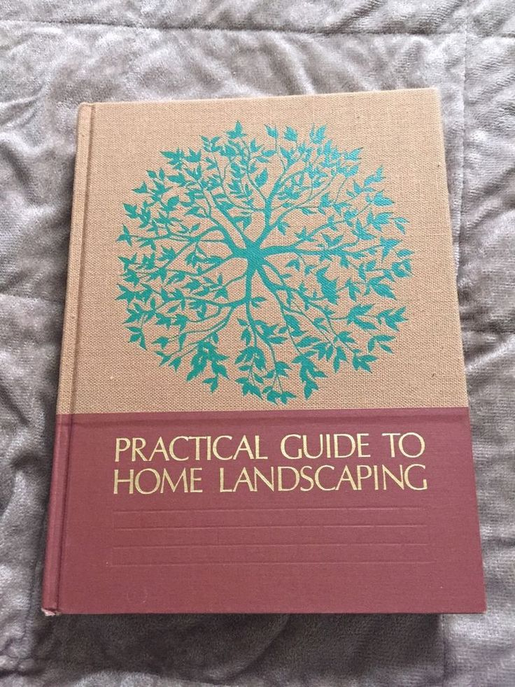 1972 Reader's Digest Practical Guide to Home Landscaping
