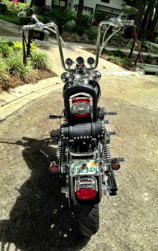 Harley Davidson Dyna FXD Super Glide Custom