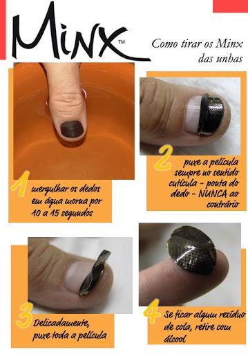 Site Unha Bonita | por Daniele Honorato » Arquivos » Minx Nails! Tudo o que você sempre quis saber!