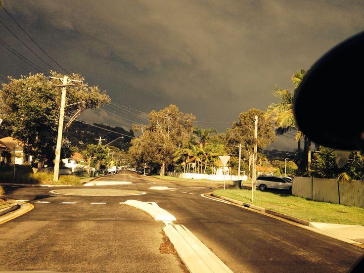 Storm Narrabeen
