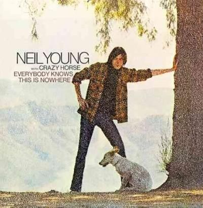 Neil Young - Everybody Knows This is Nowhere, Brown