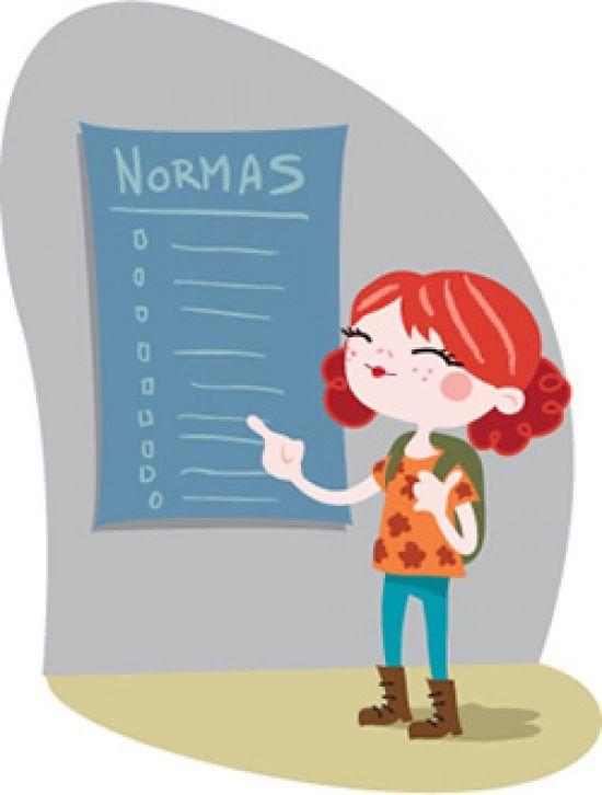 El establecimiento de normas en niños hiperactivos