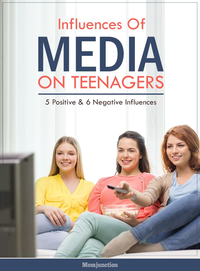 11 Positive And Negative Influences Of Media On Teenagers | Daniel-11.4  Cultural effects | Media influence, Social media, Anti social behaviour