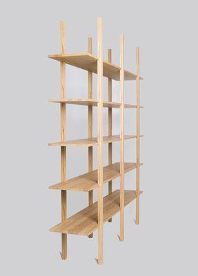 The Wooden Shelf WH / L 184 x H 213 cm