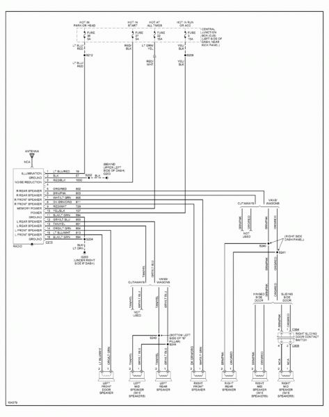 Ford E350 Wiring Diagram