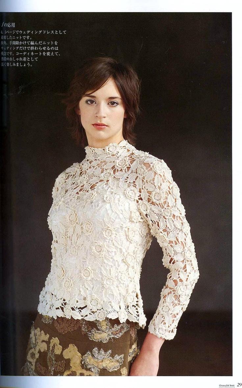 irish lace irish wedding dress Irish crochet lace wedding dress pattern how to do irish crochet step by step irish crochet