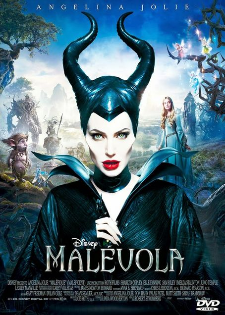 Download - Filme - Malévola (2014) Dublado
