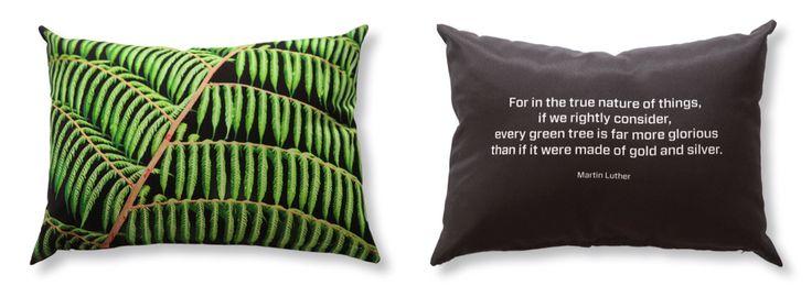Stunning NZ Fern Cushions, inspired by nature #nznativeflora #handmadewithlove Durable & Machine-Washable #perfectgifts www.koruenterprises.net