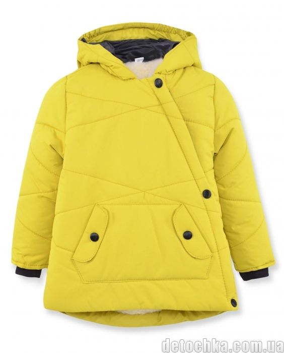 Зимняя куртка Моника (Оливковая) 92-104