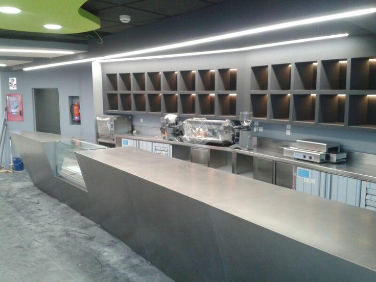 M s de 25 ideas incre bles sobre cocinas industriales en for Cocinas industriales en casa
