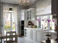 Гармония цвета и пространства: белый цвет в интерьере современной кухни