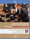 Christian Thielemann/Wiener Philharmoniker: Beethoven - Symphonies Nos. 1, 2 & 3 [Blu-ray] [2008], 15481498