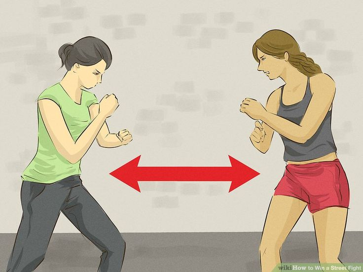 3 ways to win a street fight wikihow street fights
