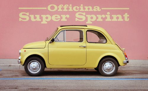 Fiat 500 Officina Super Sport