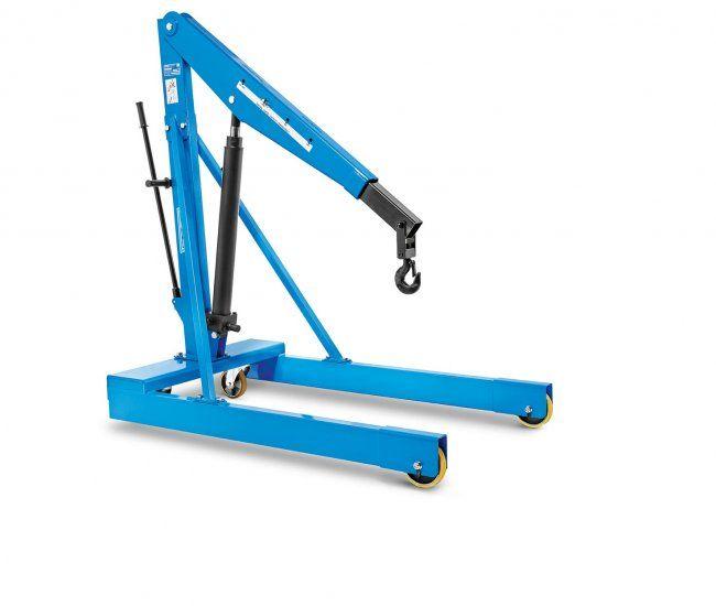@GruIdraulica a Carrello #OMCN SL-20E 2T ideale per industria