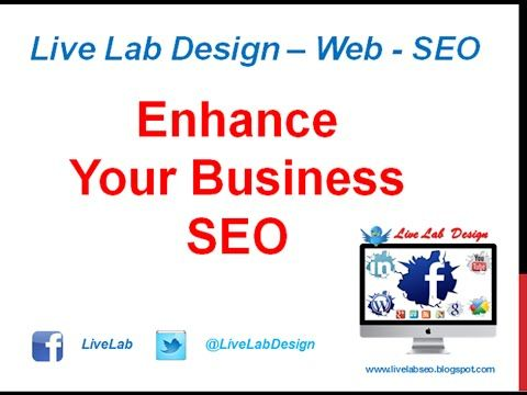 Search Engine Optimization - Link your blog to your social networking and spread your pages across all social networks. Not all networks will grow at the same rate. Always prioritize growing your smallest network first.    Make use of the provided analytical data tools to assess growth and post reach. Invite friends and people of similar interest which will in turn grow into communities over time. More SEO Videos - Live Lab SEO - Youtube
