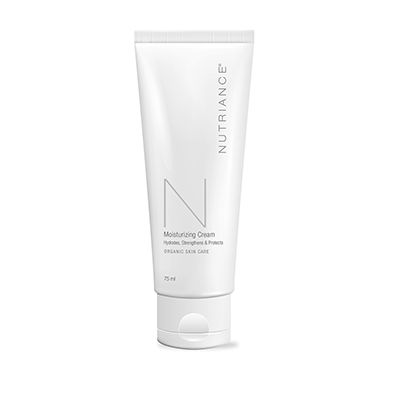 Nutriance Organic Moisturizing Cream - 75 ml