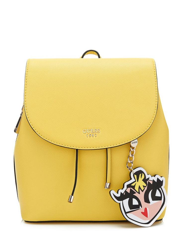 PIN UP POP BACKPACK on Guess.eu