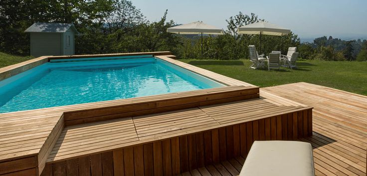 17 migliori idee su piscine fuori terra su pinterest for Bestway piscine catalogo