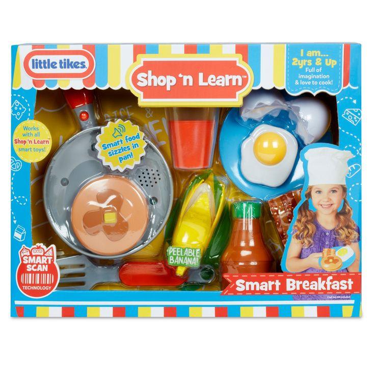 Little Tikes Shop 'n Learn Smart Breakfast Little tikes